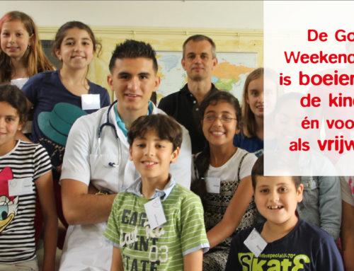 De Goudse Weekendschool organiseert doorstart na lockdown met buitenlessen!